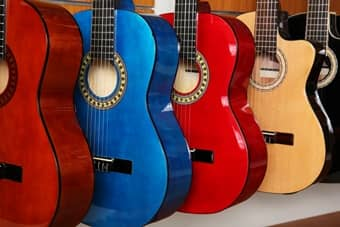 The Acoustic Guitar Buyer's Guide